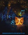 Centaur In The Fantasy Forest by FafadoToddynho