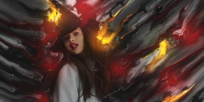 Selena Gomez Smudge by FafadoToddynho