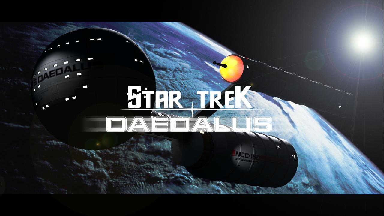 Star Trek: Daedalus by JamieTakahashi