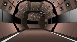 Avenger Class Corridor Concept