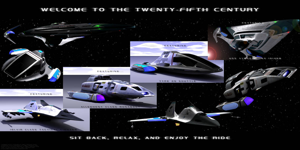 Welcome to the 25th Century