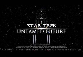 Star Trek: Untamed Future by JamieTakahashi
