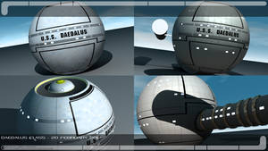 Daedalus Class WIP 20 Feb 12