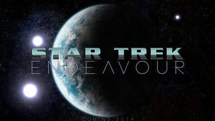 Star Trek Endeavour Preview