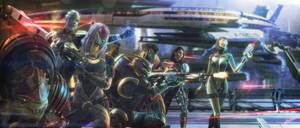 Citadel crew