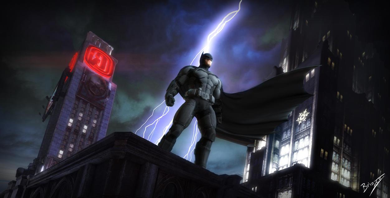 Batman The Arkham Series II by brinx-II