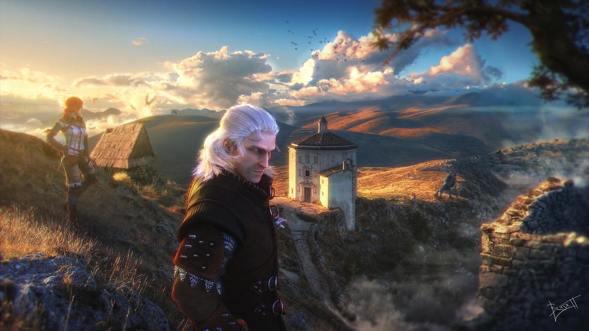 The Witcher World by brinx-II