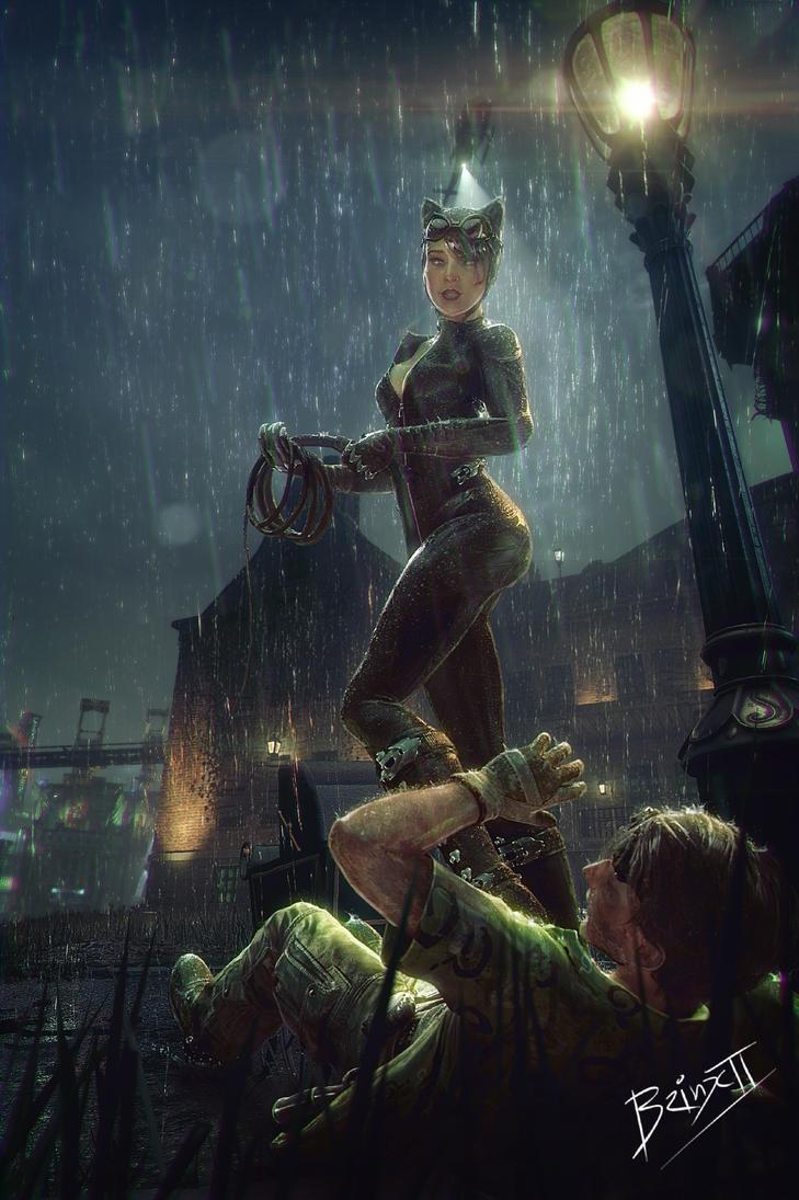 Catwoman revenge by brinx-II