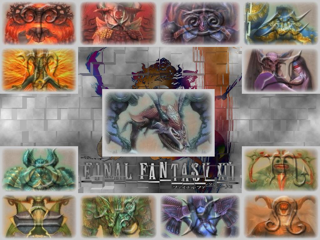 Final Fantasy Xii Wallpaper By Omegaarchetype On Deviantart