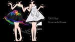 :DL: TDA Fitted Ornamental Dress [THANK YOU 1,400]