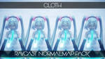 :DL: Cloth Normalmap Materials for Raycast MMD