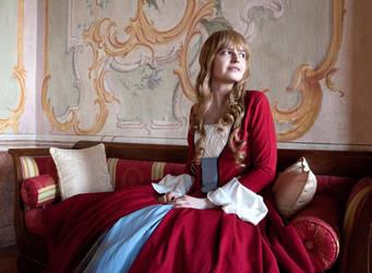 Lia de Beaumont by white-dragon-freya
