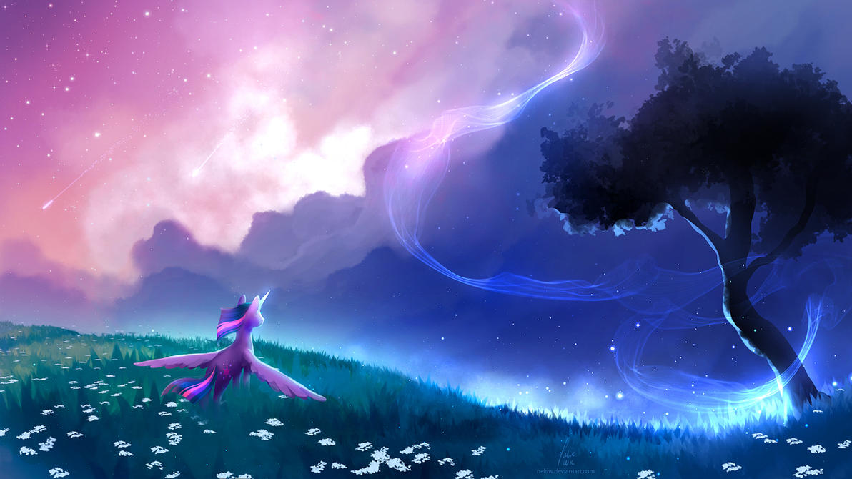 Twilight by Nekiw