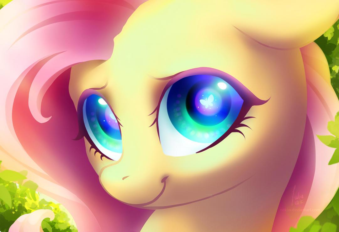 Fluttershy by Nekiw