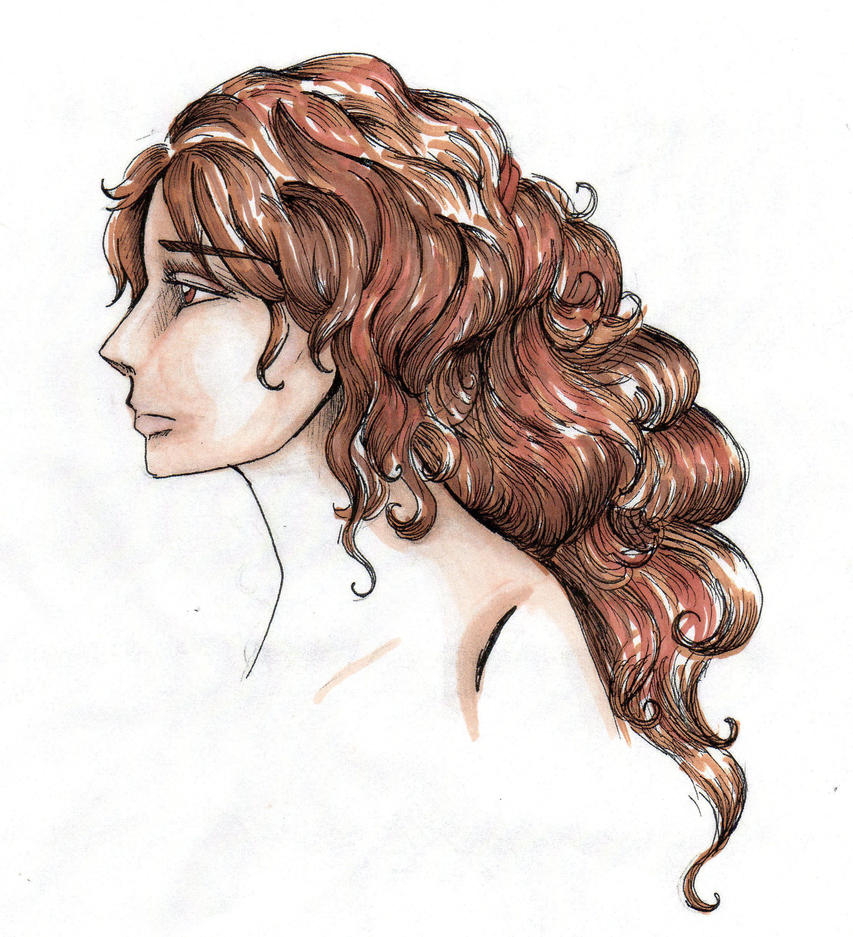 Hermione Granger Profile by Seraphim-burning
