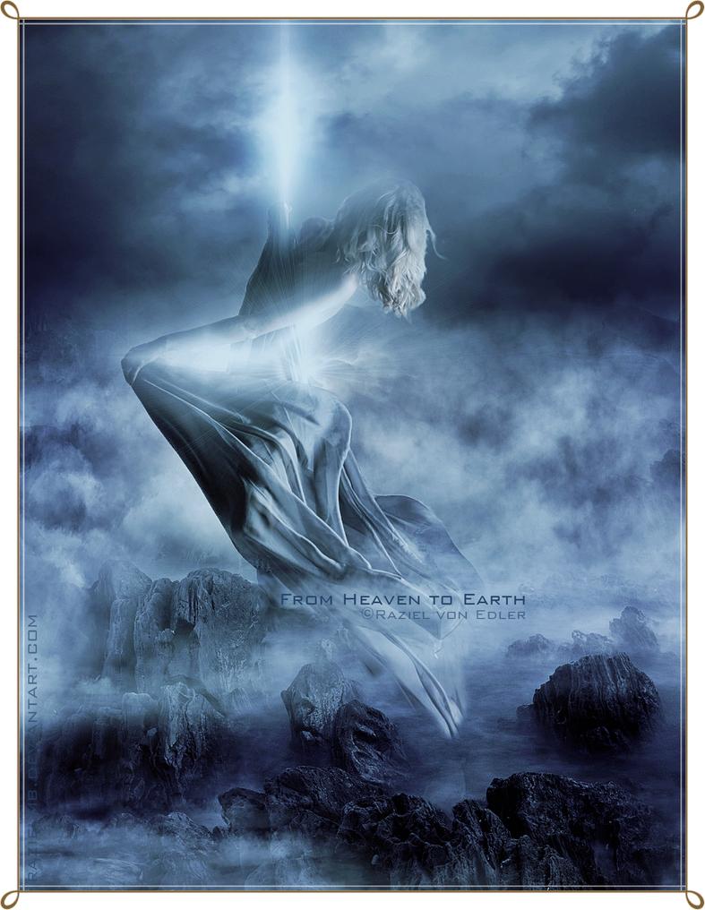 From Heaven to Earth II by RazielMB