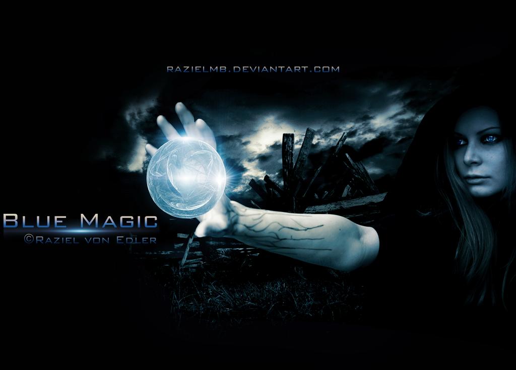 Blue Magic by RazielMB