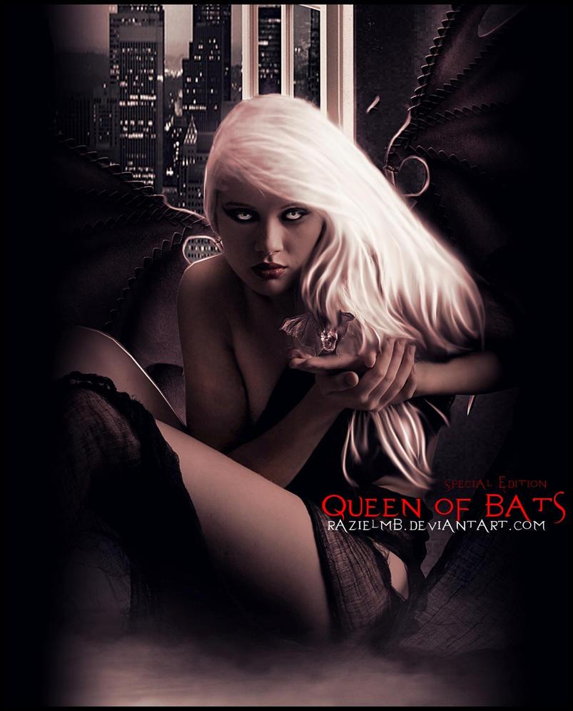 Queen of bats ~ Special Edition by RazielMB