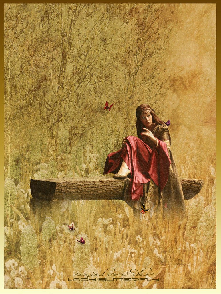 Lady Butterfly by RazielMB