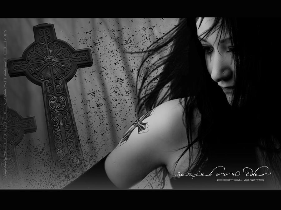 Fading away by RazielMB