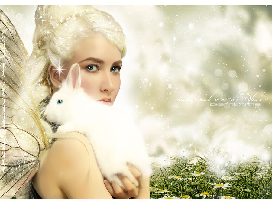 Nature Fairy by RazielMB