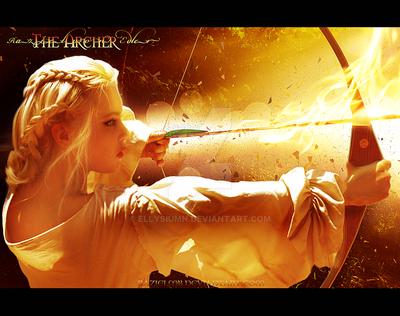 The Archer by Ellysiumn