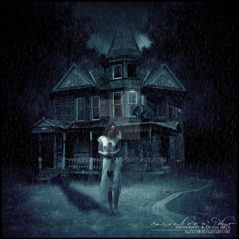 Ghosts of BlackHouse and the Red Rose by RazielMB