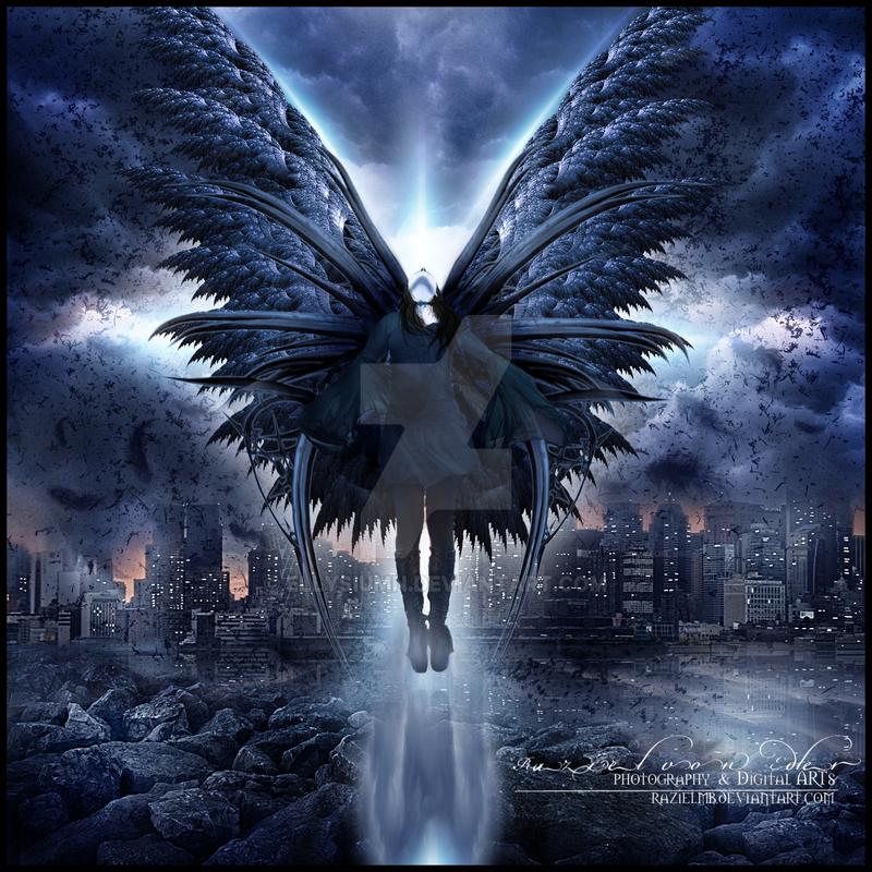 Ascension by RazielMB