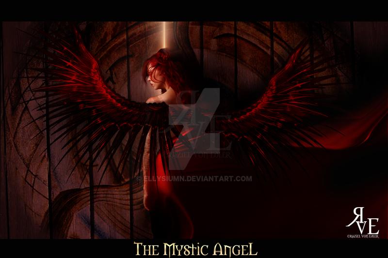 The Mystic Angel by RazielMB