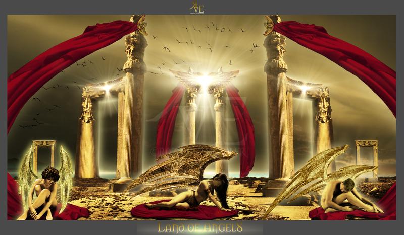 Land of Angels by RazielMB
