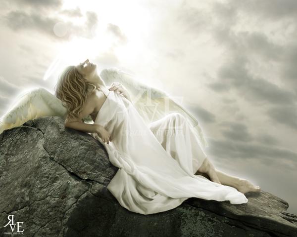 Angel of Light by GeneRazART