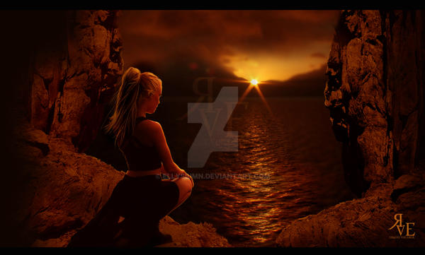 Twilight prayers by RazielMB