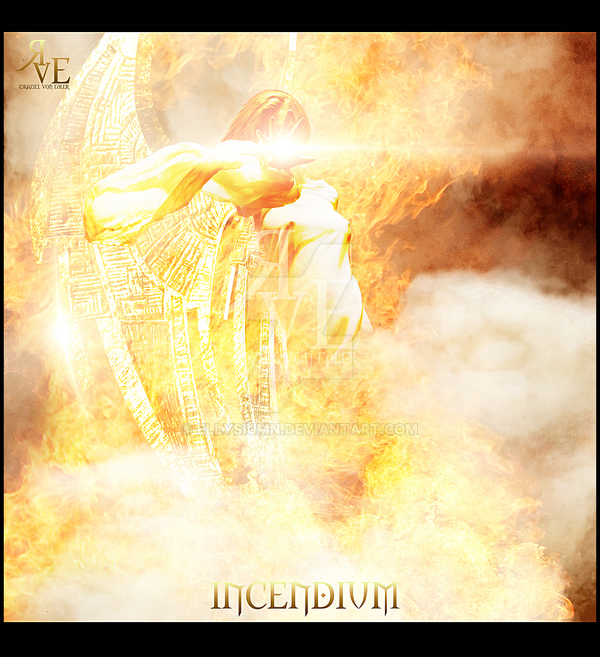 Incendium by RazielMB