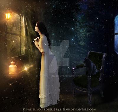 The magic room by Ellysiumn