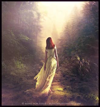 Light Trail by Ellysiumn