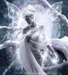 Winter Fairy by Ellysiumn