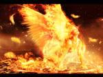 The ecstasy of Phoenix by Ellysiumn