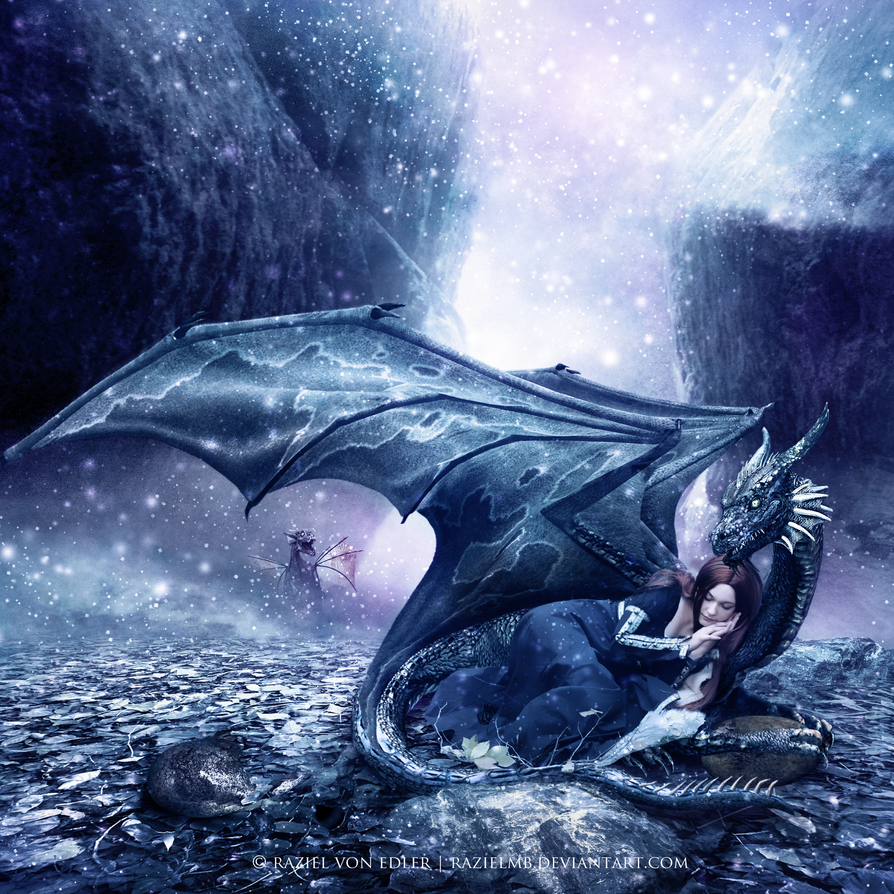 Sleeping with Dragons by RazielMB