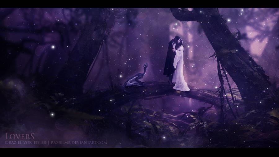 Lovers by RazielMB