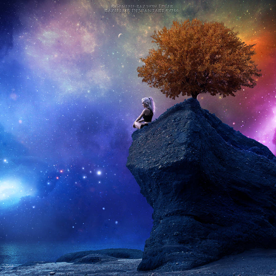 When the Universe conspires... by Ellysiumn