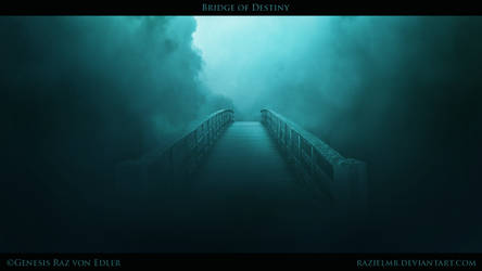 Bridge of Destiny by Ellysiumn