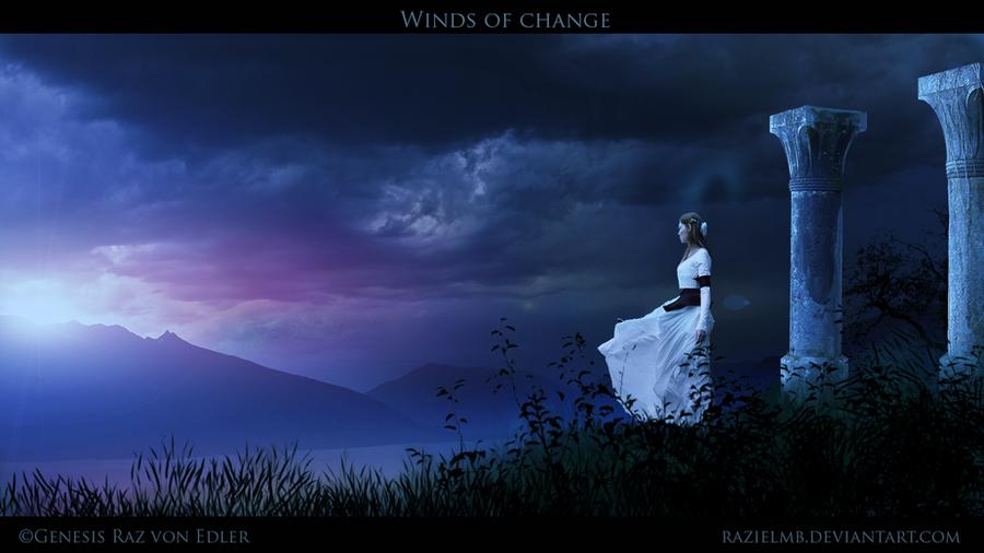 Winds of Change by RazielMB
