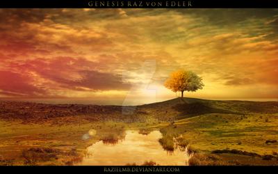 Golden Dreams by Ellysiumn