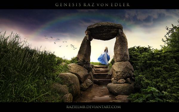 Rainbow by RazielMB