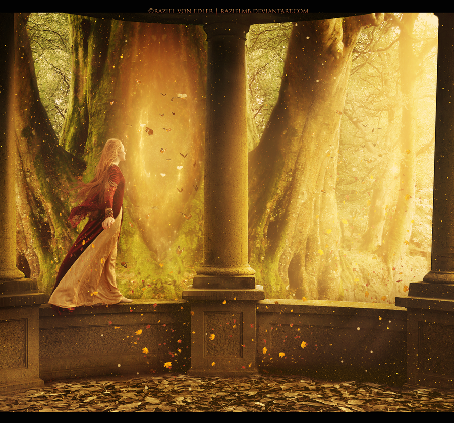 Enchanted breeze by RazielMB