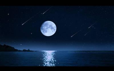 Night Wish by Ellysiumn