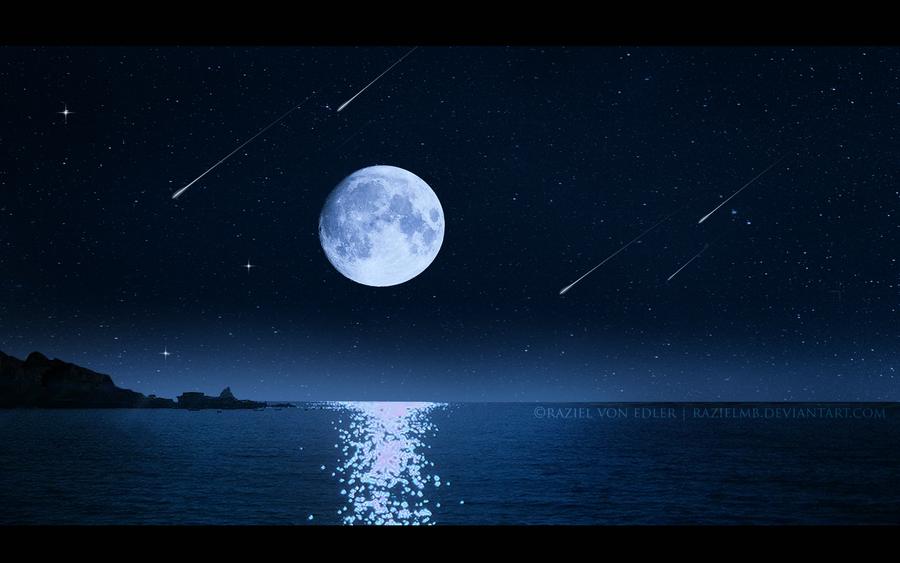 Night Wish by RazielMB