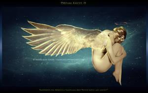 Dream angel II by Ellysiumn