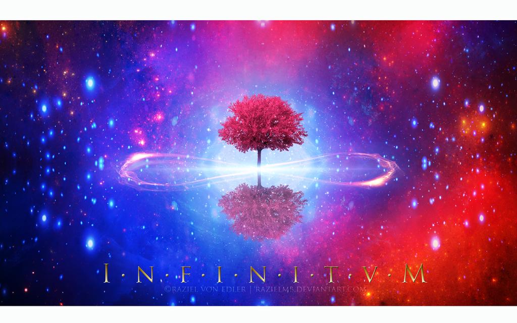 Infinitvm ~ wallpaper version by RazielMB