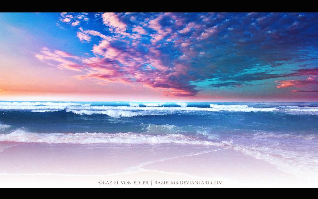white sands by RazielMB